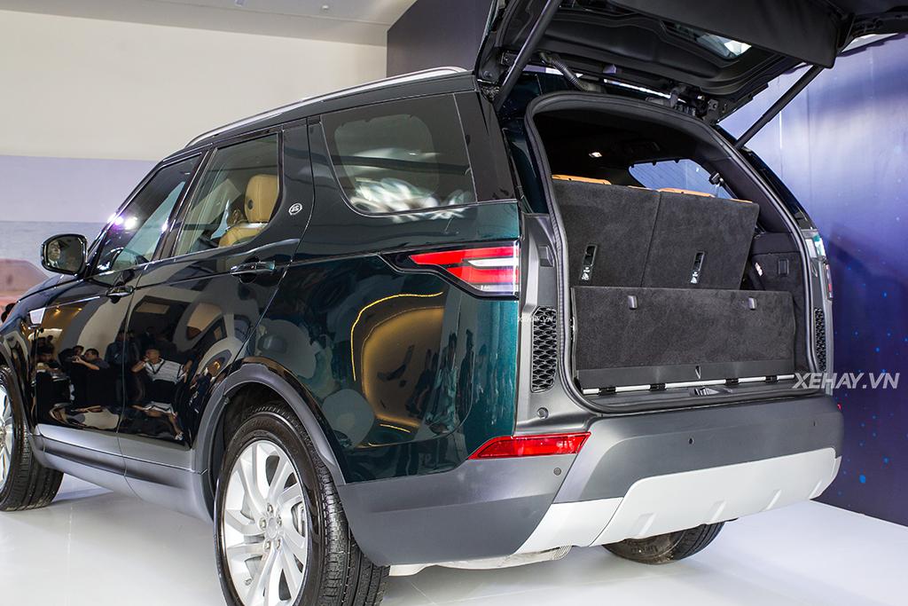 Jaguar Land Rover Việt Nam trình làng Discovery hoàn toàn mới, giá từ 4 tỷ đồng - ảnh 18