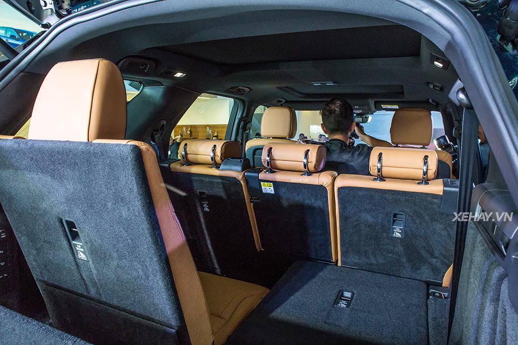 Jaguar Land Rover Việt Nam trình làng Discovery hoàn toàn mới, giá từ 4 tỷ đồng - ảnh 25