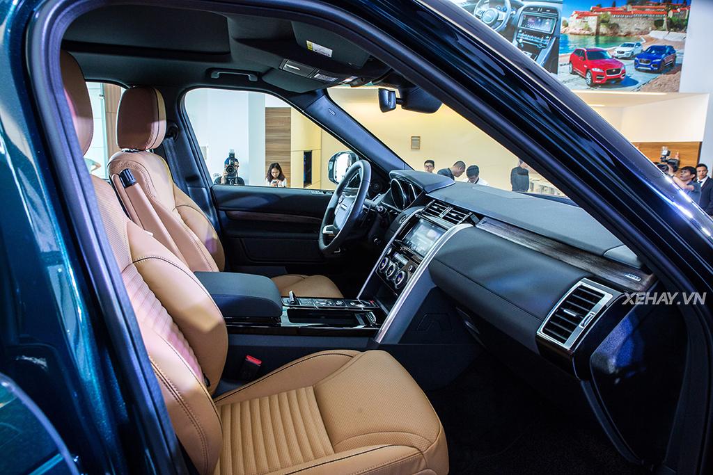 Jaguar Land Rover Việt Nam trình làng Discovery hoàn toàn mới, giá từ 4 tỷ đồng - ảnh 26