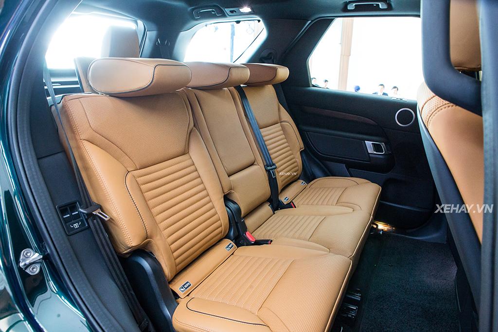 Jaguar Land Rover Việt Nam trình làng Discovery hoàn toàn mới, giá từ 4 tỷ đồng - ảnh 28
