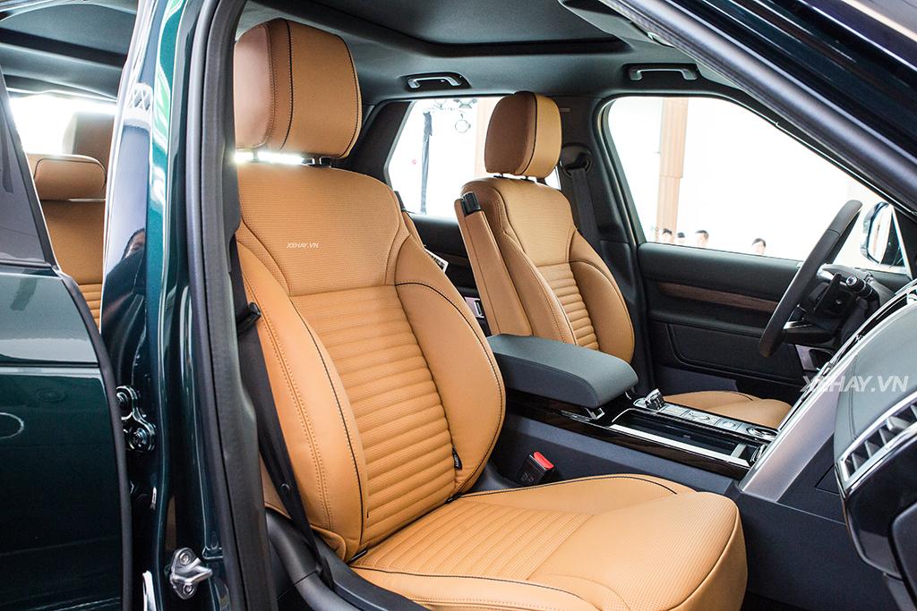 Jaguar Land Rover Việt Nam trình làng Discovery hoàn toàn mới, giá từ 4 tỷ đồng - ảnh 4
