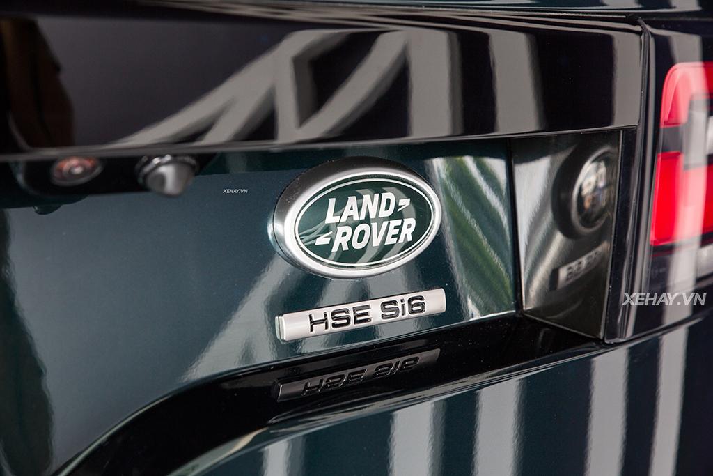 Jaguar Land Rover Việt Nam trình làng Discovery hoàn toàn mới, giá từ 4 tỷ đồng - ảnh 19