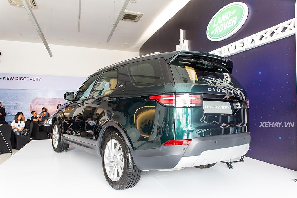 Jaguar Land Rover Việt Nam trình làng Discovery hoàn toàn mới, giá từ 4 tỷ đồng - ảnh 20