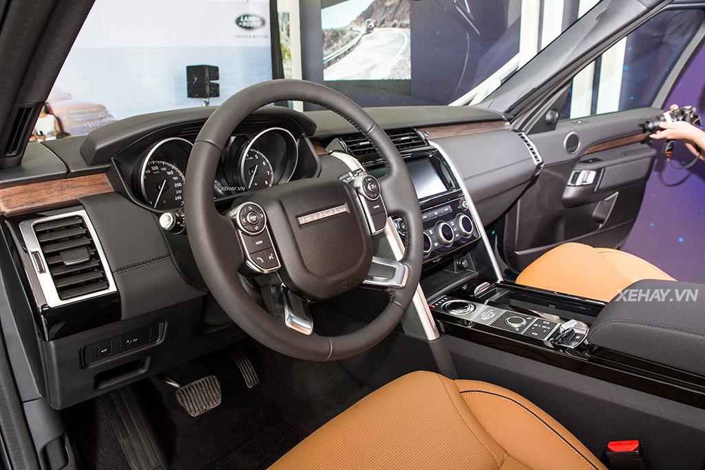Jaguar Land Rover Việt Nam trình làng Discovery hoàn toàn mới, giá từ 4 tỷ đồng - ảnh 29