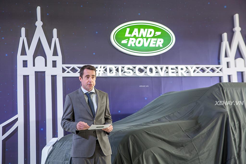 Jaguar Land Rover Việt Nam trình làng Discovery hoàn toàn mới, giá từ 4 tỷ đồng - ảnh 2