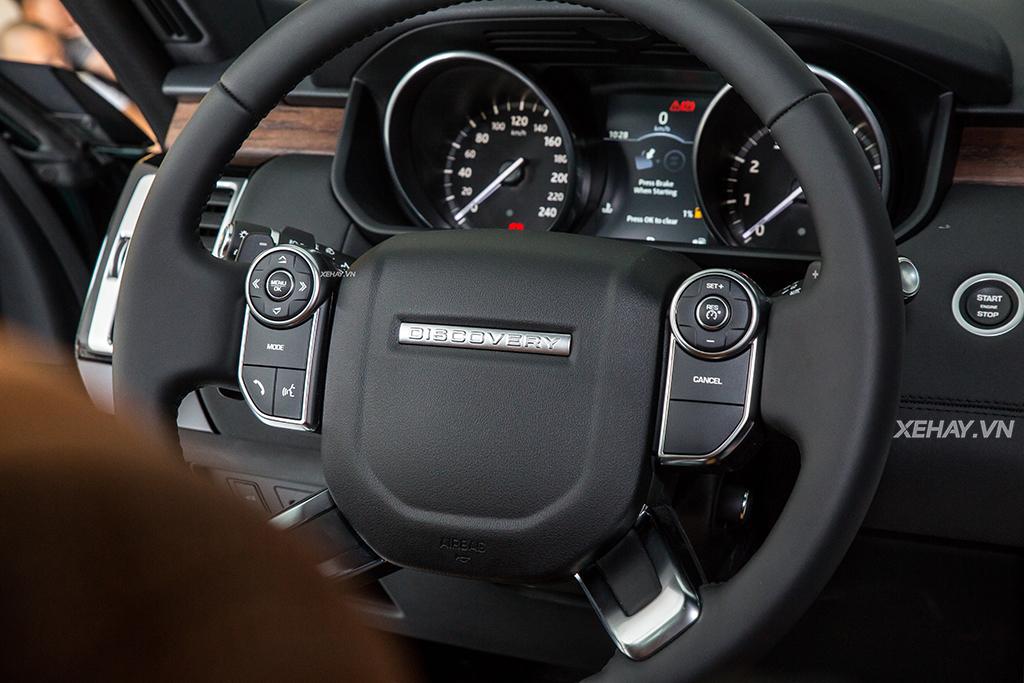 Jaguar Land Rover Việt Nam trình làng Discovery hoàn toàn mới, giá từ 4 tỷ đồng - ảnh 33