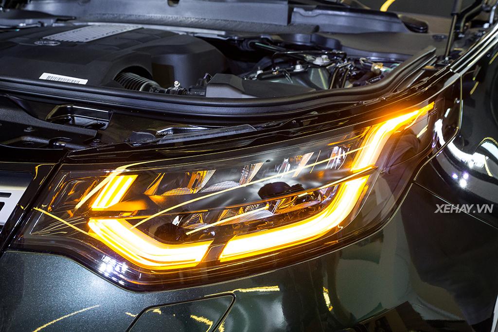 Jaguar Land Rover Việt Nam trình làng Discovery hoàn toàn mới, giá từ 4 tỷ đồng - ảnh 40