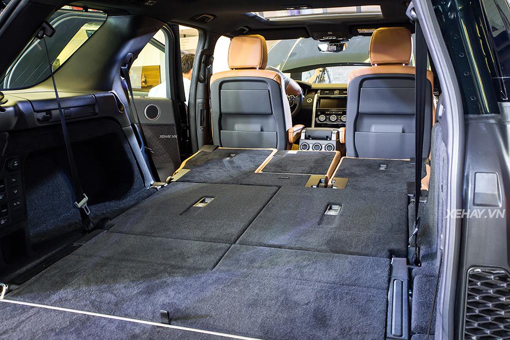 Jaguar Land Rover Việt Nam trình làng Discovery hoàn toàn mới, giá từ 4 tỷ đồng - ảnh 5