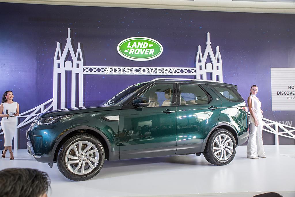 Jaguar Land Rover Việt Nam trình làng Discovery hoàn toàn mới, giá từ 4 tỷ đồng - ảnh 8