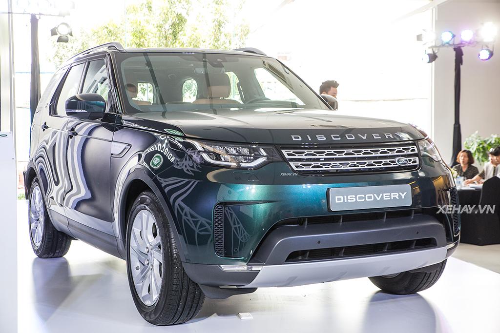 Jaguar Land Rover Việt Nam trình làng Discovery hoàn toàn mới, giá từ 4 tỷ đồng - ảnh 9