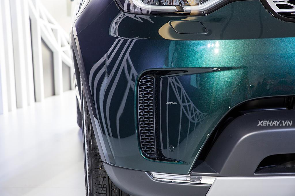 Jaguar Land Rover Việt Nam trình làng Discovery hoàn toàn mới, giá từ 4 tỷ đồng - ảnh 10