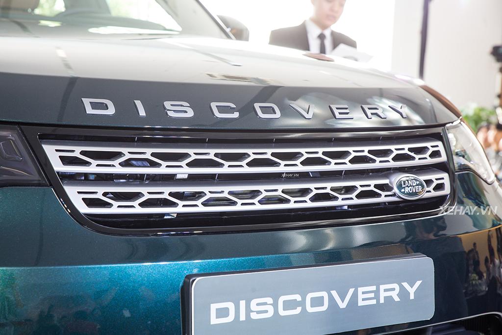 Jaguar Land Rover Việt Nam trình làng Discovery hoàn toàn mới, giá từ 4 tỷ đồng - ảnh 11