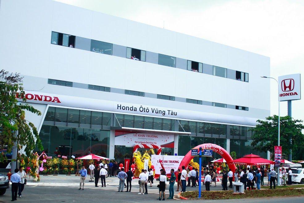 Honda Ôtô Vũng Tàu thông báo tuyển dụng Nhân sự