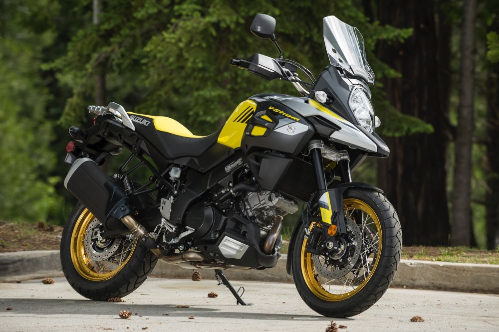 Suzuki V-Strom 1000 ABS chính hãng chốt giá 419 triệu đồng tại Việt Nam - Hình 1