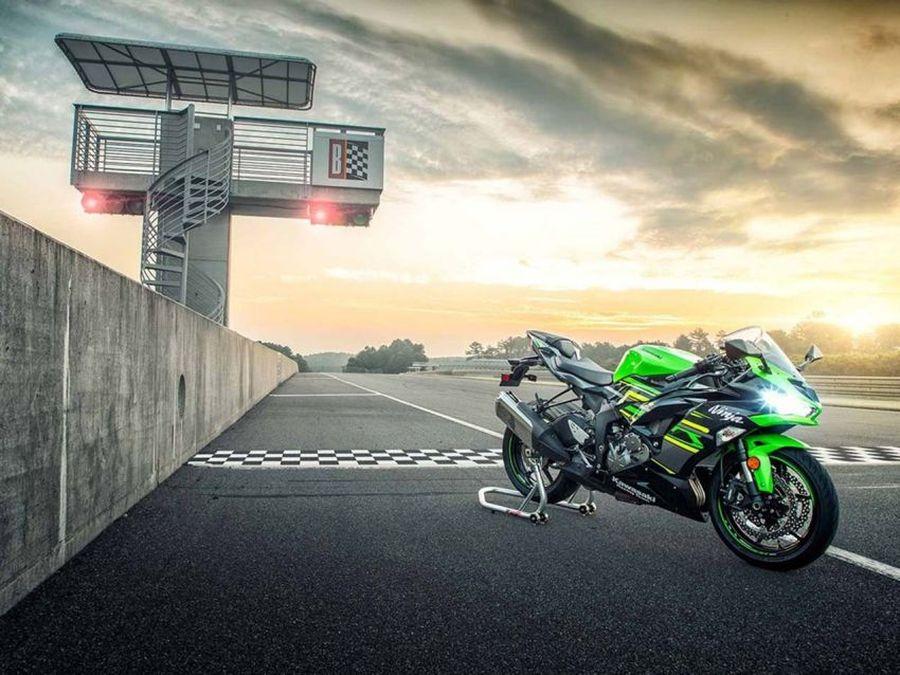 Kawasaki Ninja ZX-6R 2019 - đối thủ của Yamaha YZF-R6 ra mắt, giá 256 triệu VNĐ - Hình 1