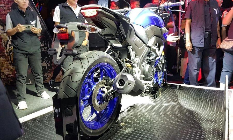 Yamaha MT-15 2019 hoàn toàn mới trình làng, giá từ 69,5triệu VNĐ - Hình 2