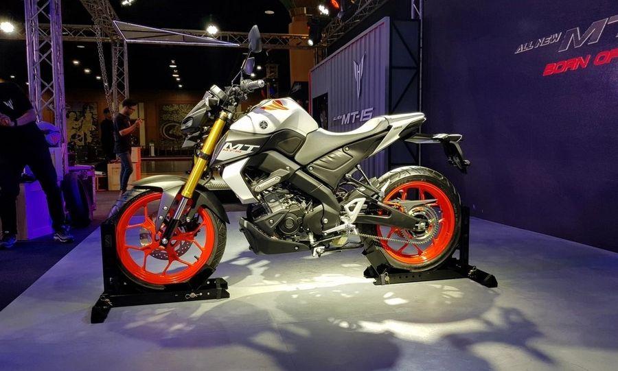 Yamaha MT-15 2019 hoàn toàn mới trình làng, giá từ 69,5triệu VNĐ - Hình 1