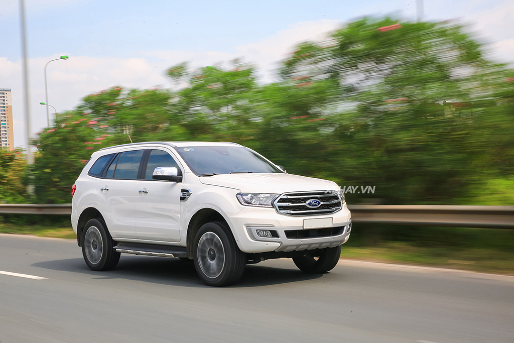 đanh Gia Xe Ford Everest Titanium 4wd 2019 Operability And Safety Electrodealpro