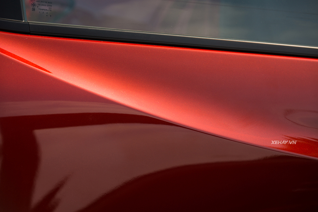 Honda HR-V 2019 màu đỏ