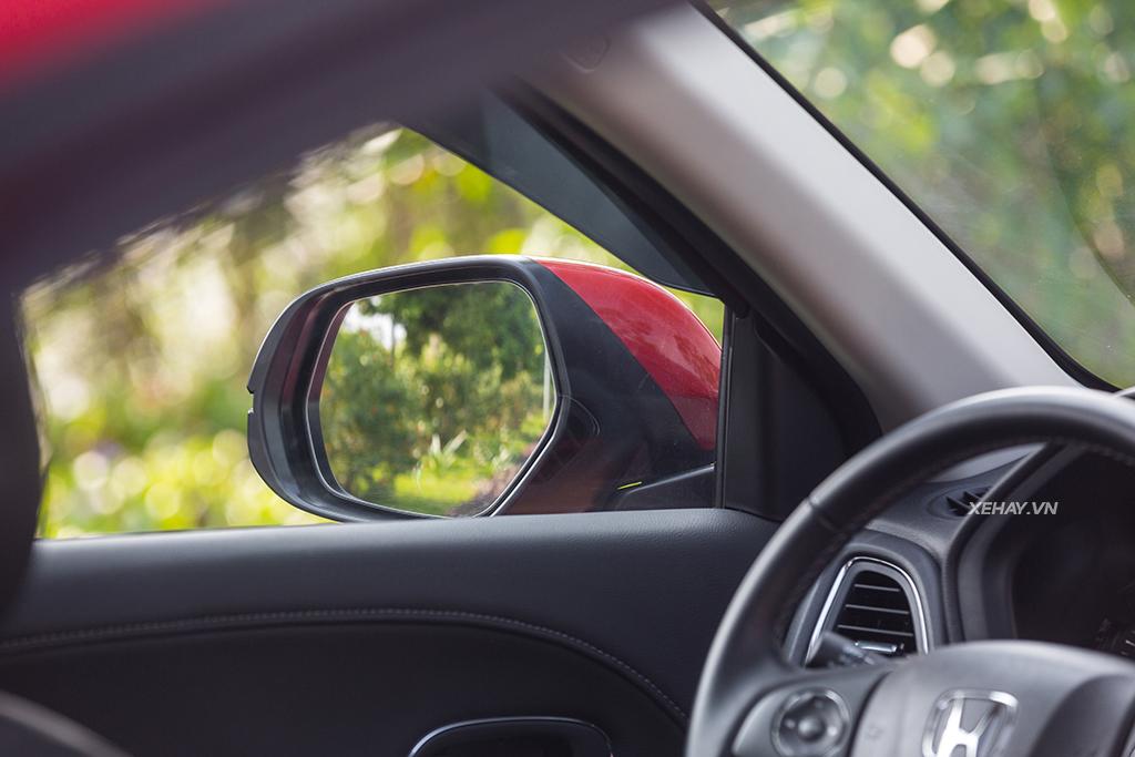 Cụm gương chiếu hậu xe Honda HR-V 2019