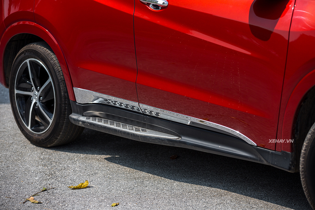 Màu xe Honda HR-V 2019 màu đỏ