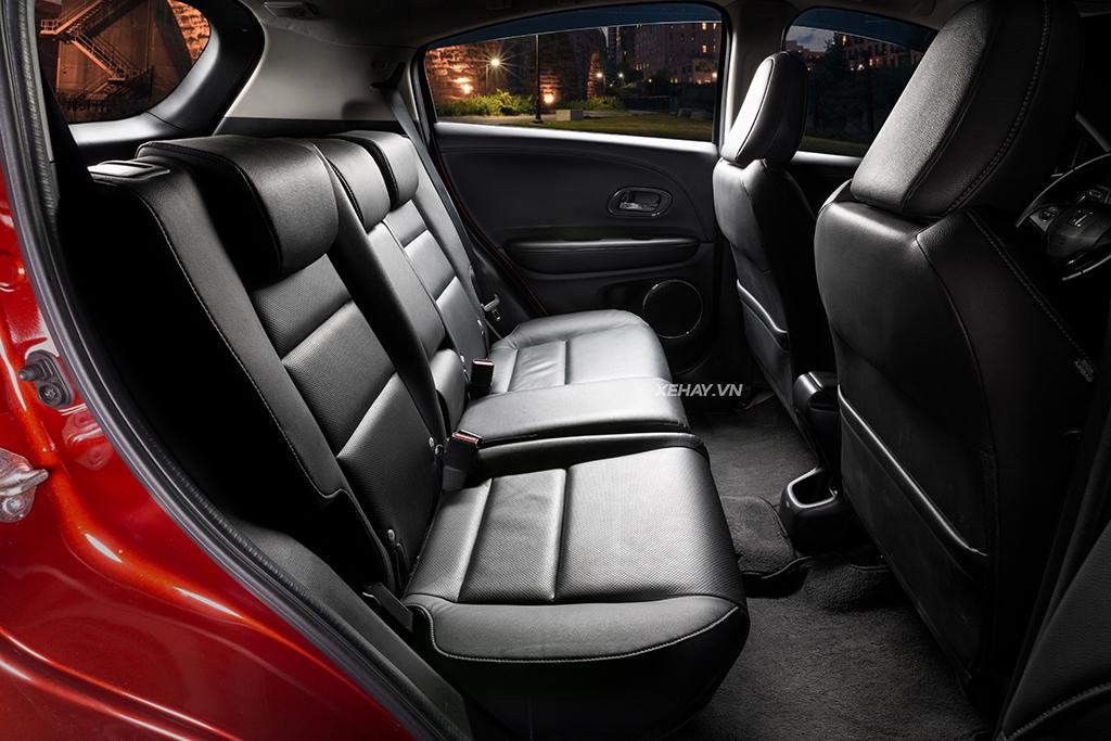 Hàng ghế sau Honda HR-V 2019