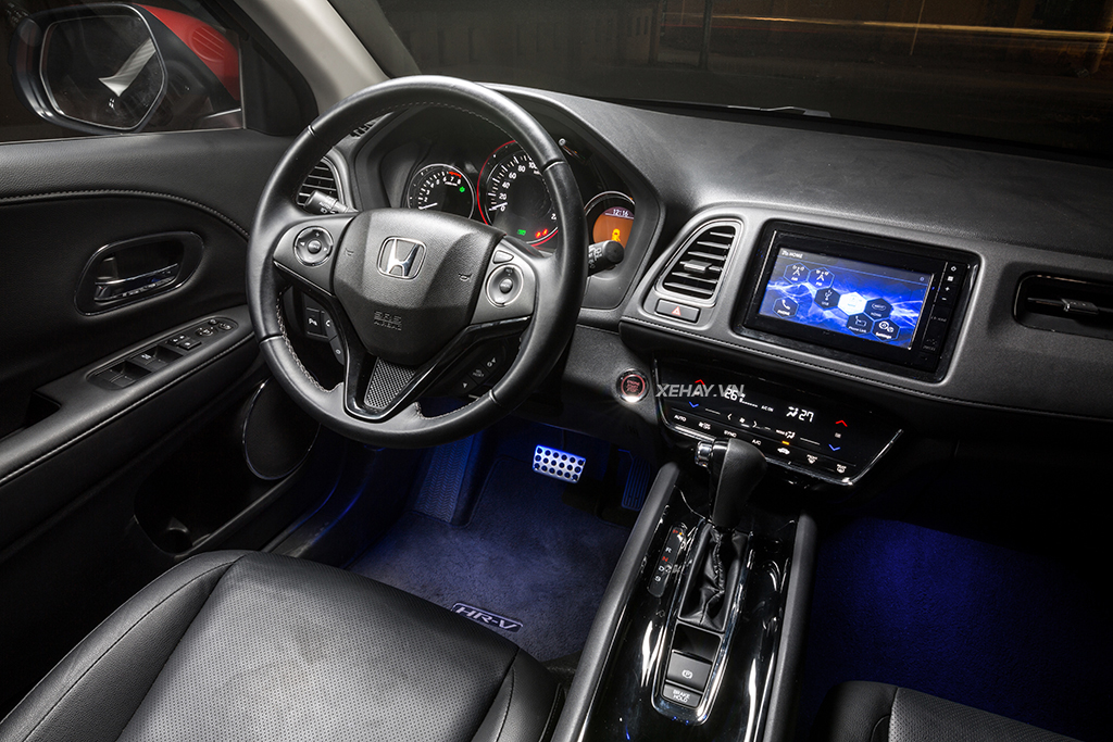 Ghế lái xe Honda HR-V 2019 mới