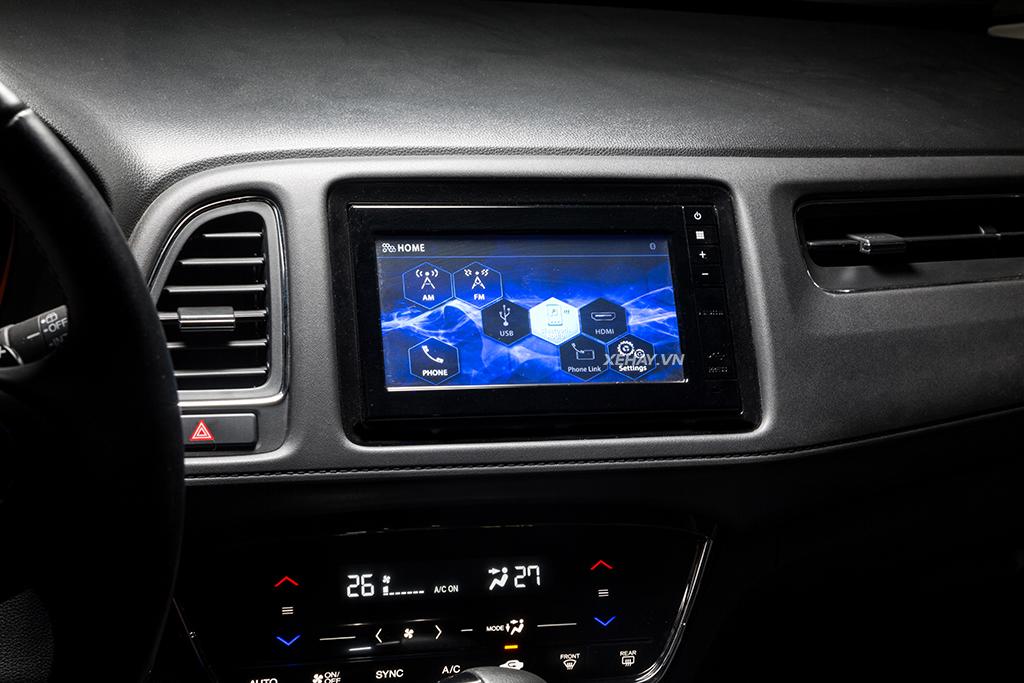 Màn hình cảm ứng xe Honda HRV 2019