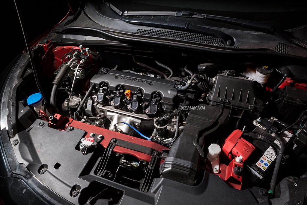Động cơ xe Honda HRV 2019 mới