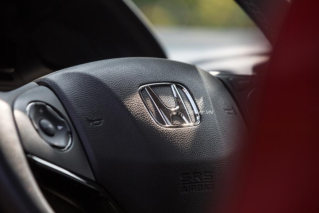 Vô lăng Honda HRV 2019