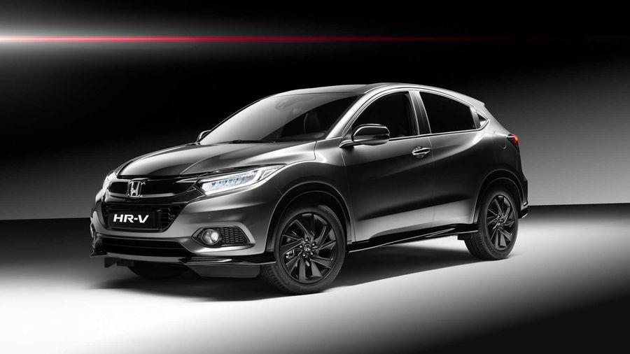 Giá xe Honda HR-V 2019 màu đen