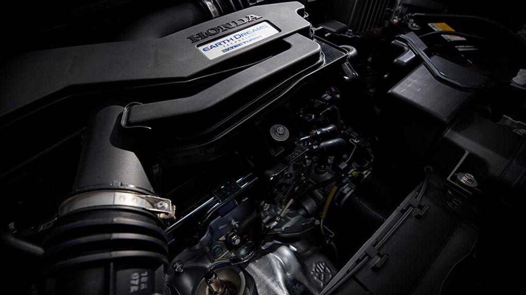 Động cơ xe Honda HR-V 2019