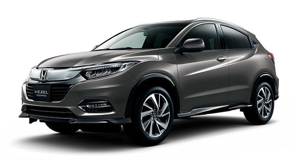 Honda HRV 2019 màu xám