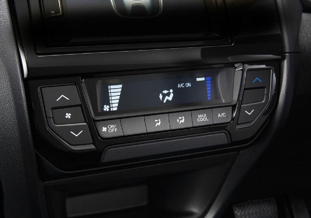 Điều hòa xe Honda Brio 2019