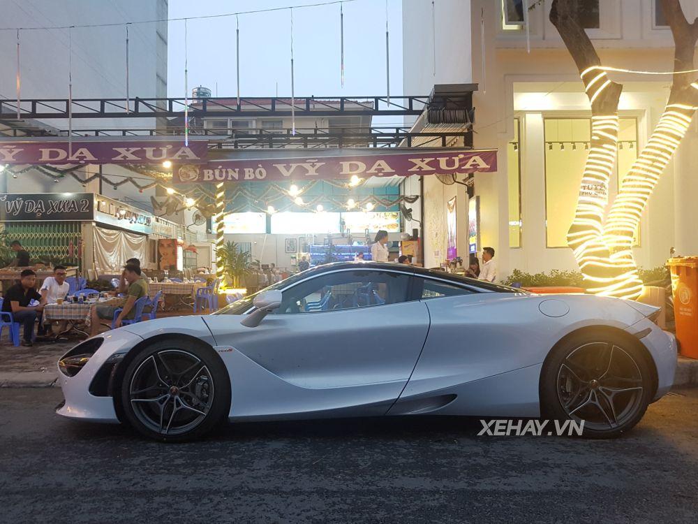 SIÊU XE McLaren 720S , SIÊU XE McLaren 720S đầu tiên về Việt Nam , Đại gia Sài Gòn đập thùng siêu xe McLaren 720S , GIÁ SIÊU XE McLaren 720S