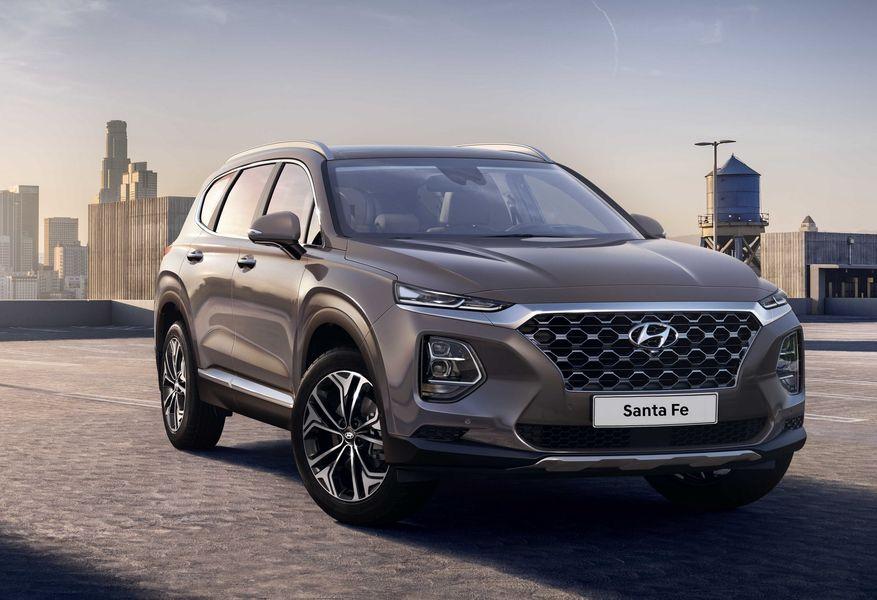 Cập nhật ngay giá chính thức của Hyundai SantaFe 2019 tại Việt Nam