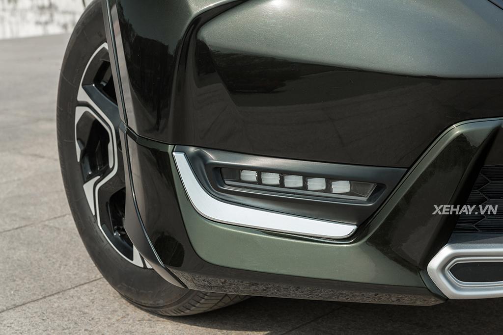 Honda CR-V Turbo 2018 7 chỗ nhập Thái - Honda Ôtô Nha Trang - Hotline 0905069259
