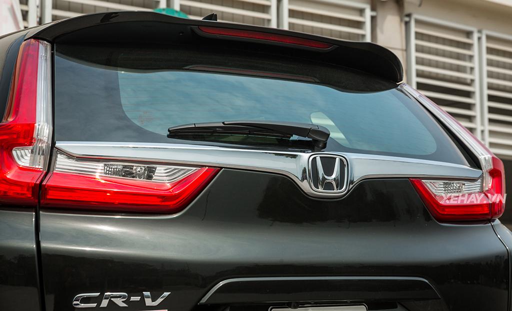 Honda CRV 2018 nhập Thái giao ngay giá tốt - Honda Ôtô Nha Trang