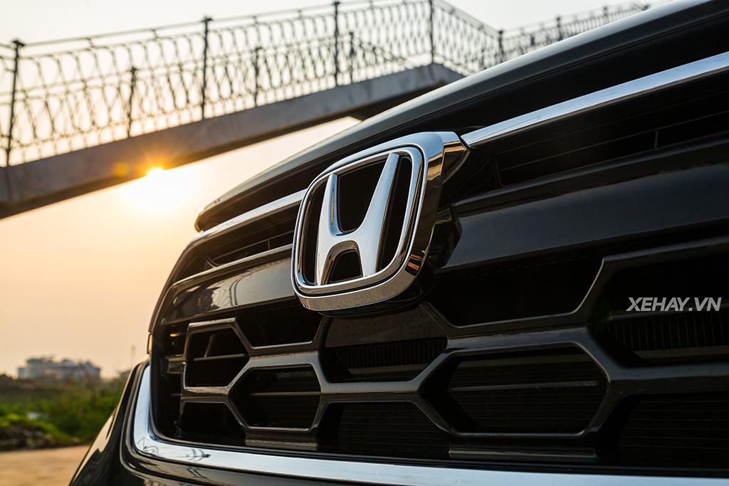 CR-V Turbo 2018 giao ngay giá tốt - Honda Ôtô Nha Trang