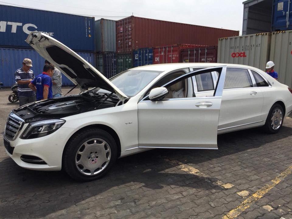 Mercedes Maybach S650 Pullman 2019 Sieu Sang Chinh Thức Lộ Diện