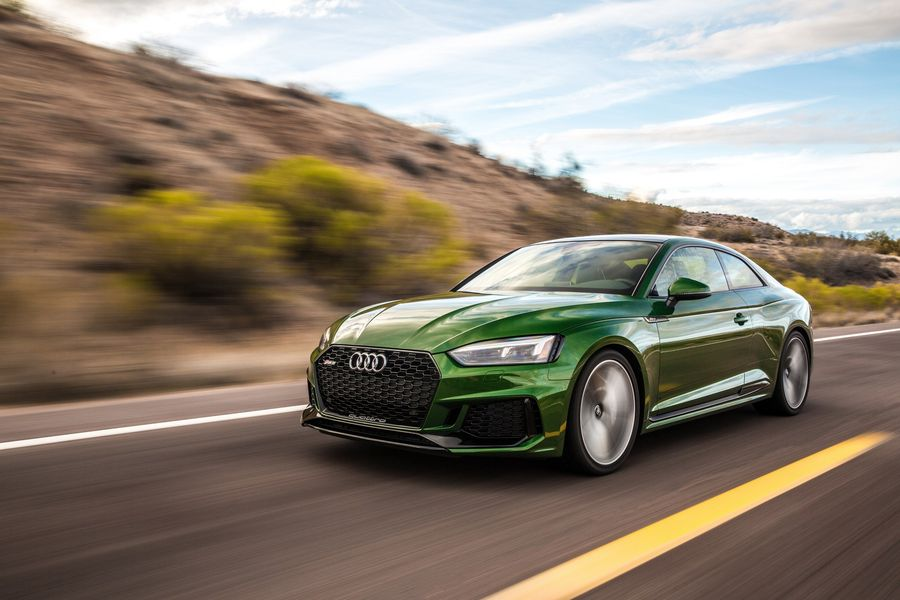 Hình ảnh: Audi RS5 Coupe 2018 chính thức có mặt tại thị trường Mỹ với giá bán từ 1,58 tỷ VNĐ số 1
