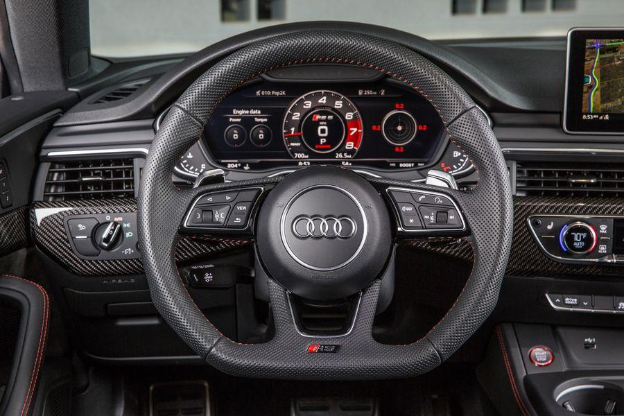 Hình ảnh: Audi RS5 Coupe 2018 chính thức có mặt tại thị trường Mỹ với giá bán từ 1,58 tỷ VNĐ số 8