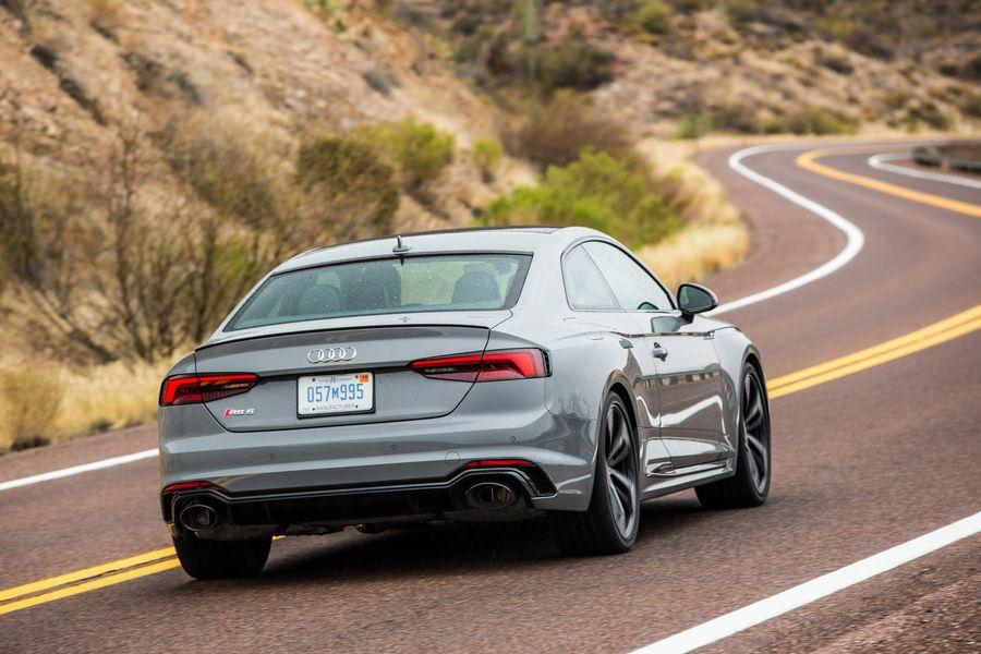 Hình ảnh: Audi RS5 Coupe 2018 chính thức có mặt tại thị trường Mỹ với giá bán từ 1,58 tỷ VNĐ số 5