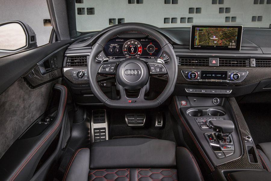 Hình ảnh: Audi RS5 Coupe 2018 chính thức có mặt tại thị trường Mỹ với giá bán từ 1,58 tỷ VNĐ số 4