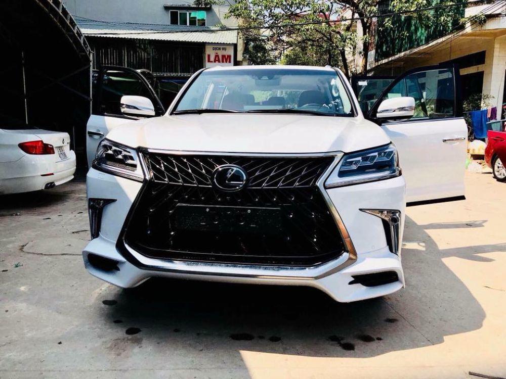 Hình ảnh: Việt Nam hiện sở hữu 3 chiếc Lexus LX570 Super Sport 2018 số 2