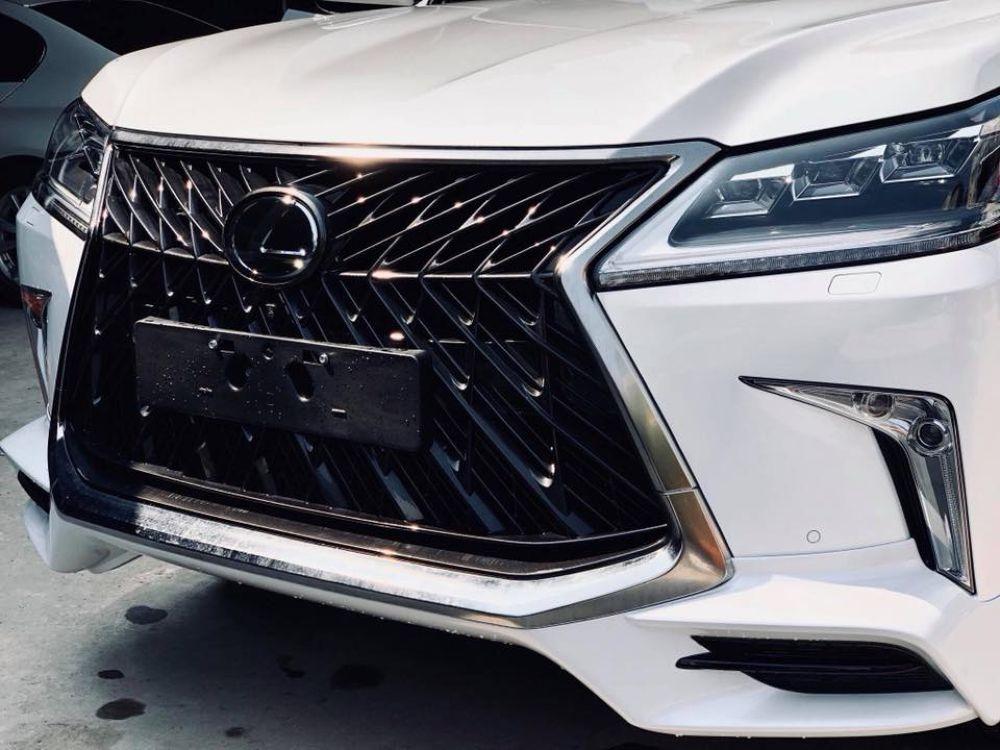Hình ảnh: Việt Nam hiện sở hữu 3 chiếc Lexus LX570 Super Sport 2018 số 5