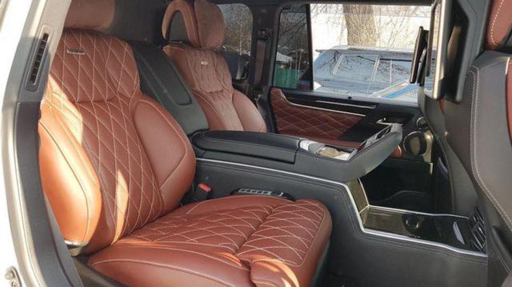 Hình ảnh: Việt Nam hiện sở hữu 3 chiếc Lexus LX570 Super Sport 2018 số 6