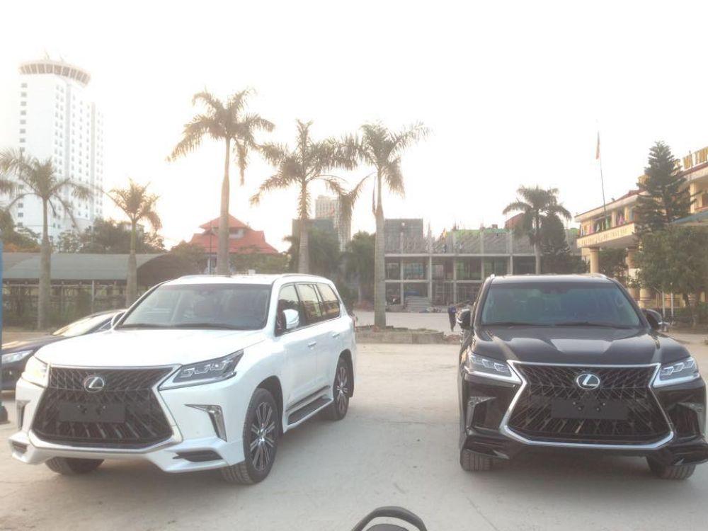 Hình ảnh: Việt Nam hiện sở hữu 3 chiếc Lexus LX570 Super Sport 2018 số 1