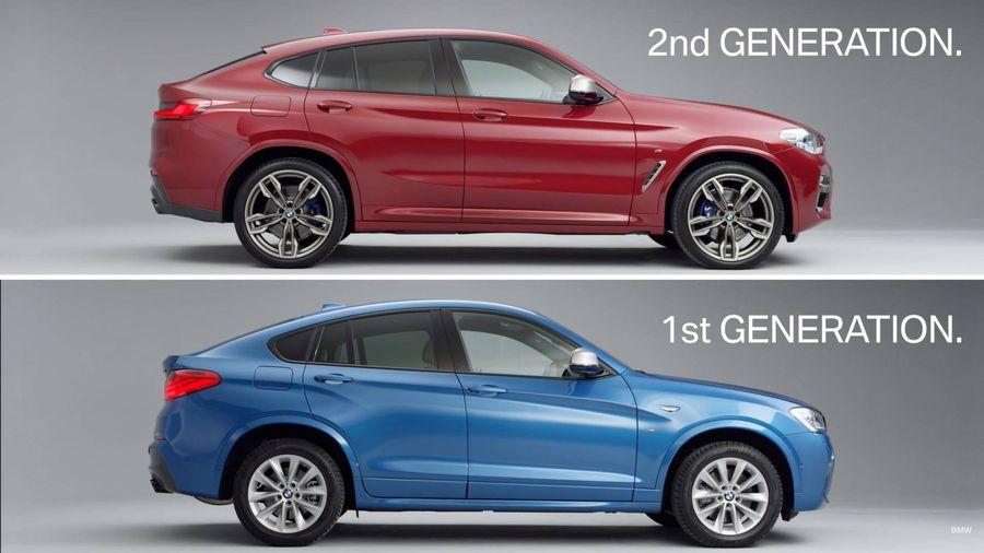 BMW X4 2019 ra mắt, BMW X4 2019, MUA BÁN XE BMW X4 2019, ĐÁNH GIÁ XE BMW X4 2019, CHI TIẾT XE BMW X4 2019, GIÁ XE BMW X4 2019, BMW X4 2019 GIÁ BAO NHIÊU