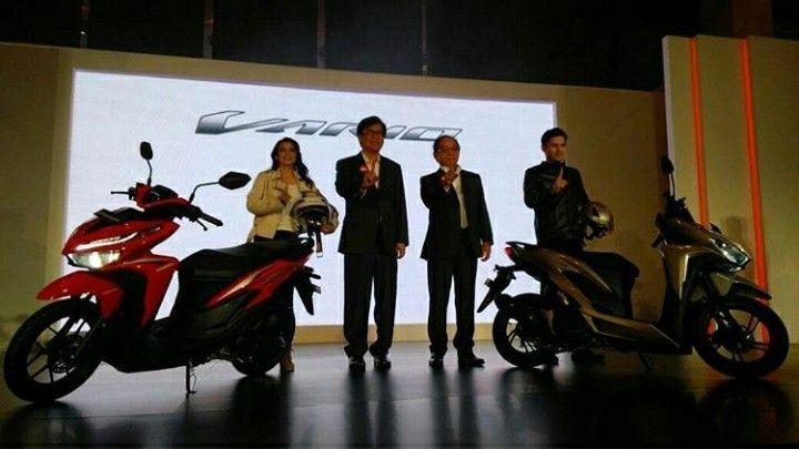 Honda Vario 2018 trình làng, giá từ khoảng 31,6 triệu VNĐ - Hình 1